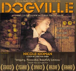 Cinespera Awards 2003; Ganadora = Dogville